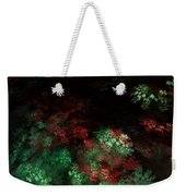 Under The Forest Canopy Weekender Tote Bag