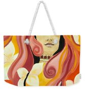 Under The Influence Of Alphonse Mucha Weekender Tote Bag