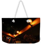 Under The Lights Of Old Colorado City Weekender Tote Bag