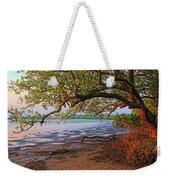 Under The Mangroves Weekender Tote Bag