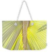 Under The Palm I Gp Weekender Tote Bag