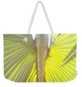 Under The Palm II Gp Weekender Tote Bag