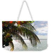 Under The Palms In Puerto Rico Weekender Tote Bag