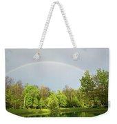 Under The Rainbow Weekender Tote Bag