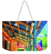 Under The Roof Weekender Tote Bag