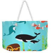 Under The Sea-jp2988 Weekender Tote Bag