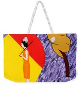 Under The Shelter Of Your Love Weekender Tote Bag