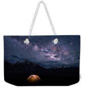 Under The Stars Weekender Tote Bag