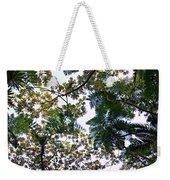 Under The Trees 2 Weekender Tote Bag