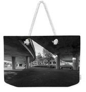 Under The Viaduct D Urban View Weekender Tote Bag