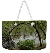 Under The Wild Wood Arch Weekender Tote Bag
