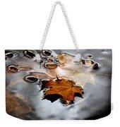Under Water Fall Weekender Tote Bag