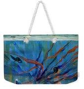 Under Water - Point Of View Weekender Tote Bag