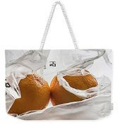 Under Wraps IIi  Weekender Tote Bag