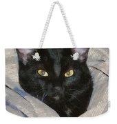 Undercover Kitten Weekender Tote Bag