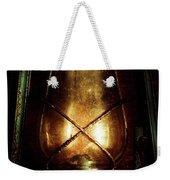 Underground Mining Lamp  Weekender Tote Bag