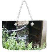 Underneath Fallingwater  Weekender Tote Bag