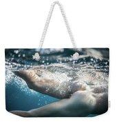 Underwater Ass Weekender Tote Bag