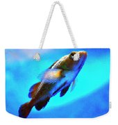 Underwater Levity Weekender Tote Bag