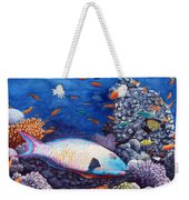 Underwater Treasures Weekender Tote Bag
