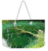 Underwater Tree Weekender Tote Bag