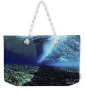Underwater Wave - Yap Weekender Tote Bag