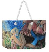 Underwater Wondering Weekender Tote Bag