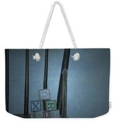 Une Mre Sous Influence Weekender Tote Bag