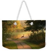 Unexpected Beauty Weekender Tote Bag
