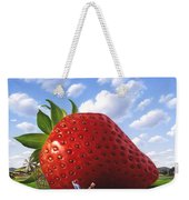Unexpected Growth Weekender Tote Bag