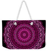Unexpected In Pink No. 2 Weekender Tote Bag