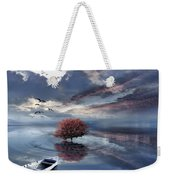 Unfathomable Weekender Tote Bag by Lourry Legarde