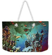 Unicorn Fish Weekender Tote Bag