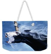 Unicorn Fury Weekender Tote Bag