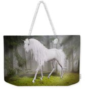 Unicorn In The Forest Weekender Tote Bag