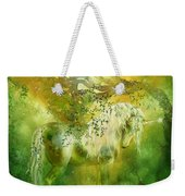 Unicorn Of The Forest  Weekender Tote Bag