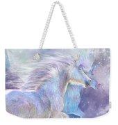 Unicorn Soulmates Weekender Tote Bag