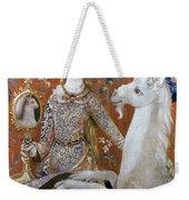 Unicorn Tapestry, 15th C Weekender Tote Bag