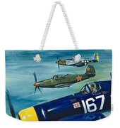 Unidentified Aircraft Weekender Tote Bag