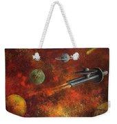 Unidentified Flying Object Weekender Tote Bag