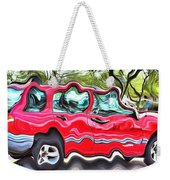 Union Built At Gm Government Motors Weekender Tote Bag