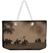 Union Cavalry Charge Weekender Tote Bag