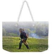 Union Cavalryman On Foot Weekender Tote Bag