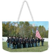 Union Infantry March Weekender Tote Bag