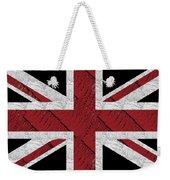 Union Jack Flag Deco Swing Weekender Tote Bag