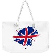 Union Jack - Flag Of The United Kingdom Weekender Tote Bag