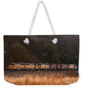Union Pacific Locomotive Trains . 7d10551 Weekender Tote Bag