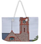Union Pacific Railroad Depot Cheyenne Wyoming 01 Weekender Tote Bag