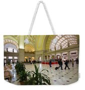 Union Station Main Hall And Waiting Room Weekender Tote Bag