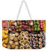 Unique Candies - La Bouqueria - Barcelona Spain Weekender Tote Bag